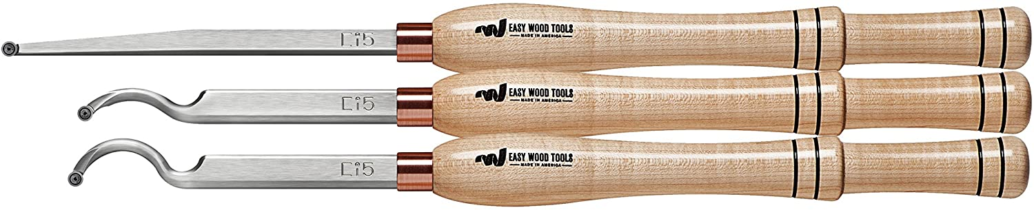 Easy Wood Tools mid Size Hollower Combo