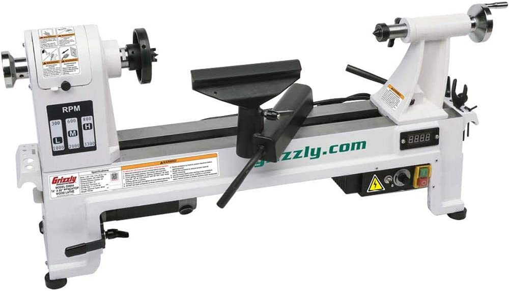 Grizzly Industrial G0844 Wood Lathe