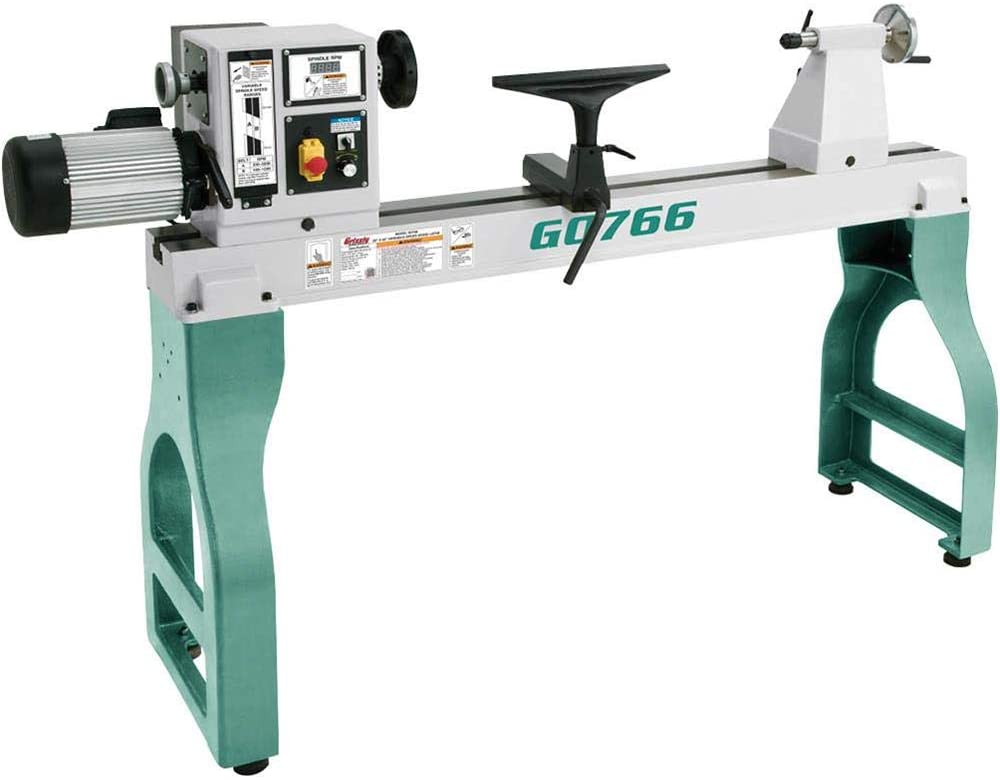 Grizzly Industrial GO766 Wood Lathe