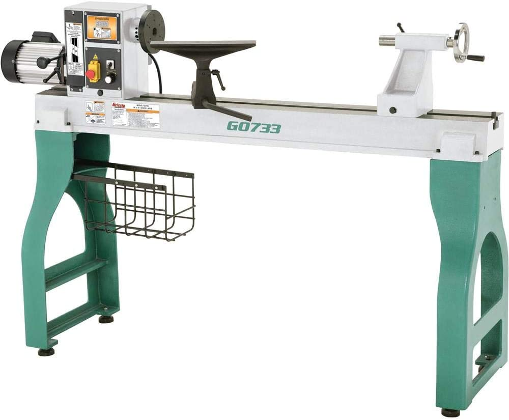 Grizzly Industrial G0733 Wood Lathe
